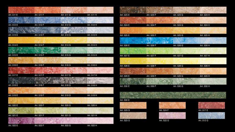 Decora-Gold-Colour-Chart