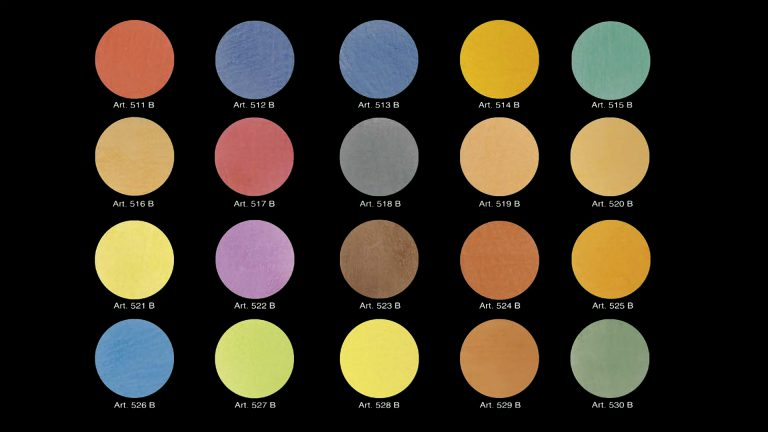 Encausto-fiorentino-Colour-Chart